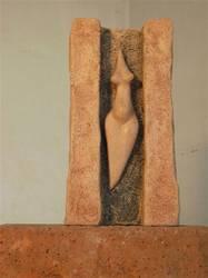 Venus, Keramik, 30 cm, 1997