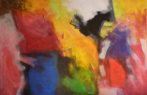Palette, 2012, Karton, 80x100